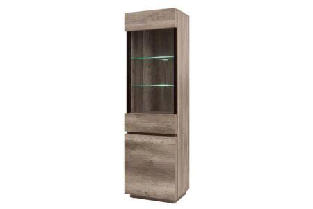 Anticca vitrines szekrény (REG1W1D/60)
