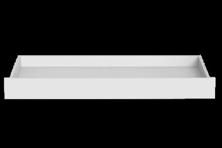 Mia fehér ágyneműtartó (120) + rágásvédő