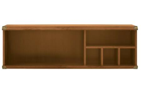 Indiana fali szekrény sutter tölgy színben (JPOL120)