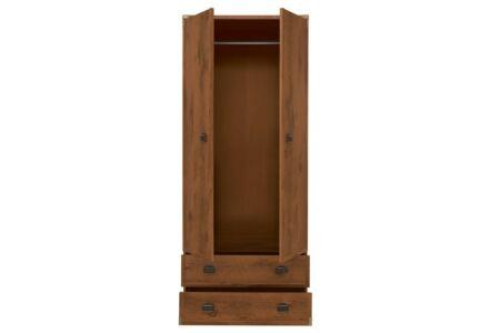 Indiana szekrény sutter tölgy színben (JSZF2D2S)