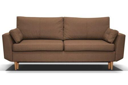 Bernarda kanapé világosbarna színben
