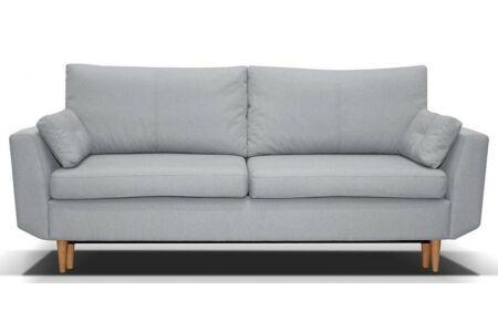 Bernarda kanapé világosszürke színben