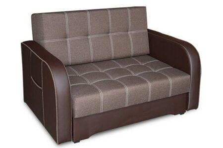 Helena kis kanapé barna színösszeállításban