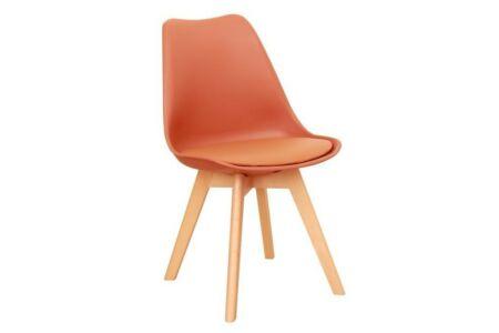 Bali 2 new szék konyak színben