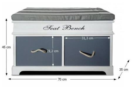 Seat Bench 2 New