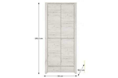 Angel szekrény (Typ20)