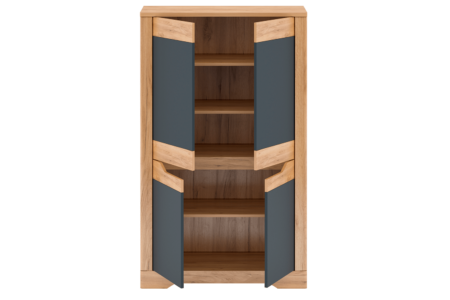 Fidel polcos szekrény (I)
