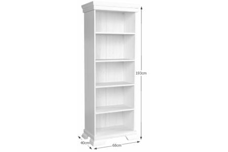 Kora nyitott polcos szekrény (KR1)