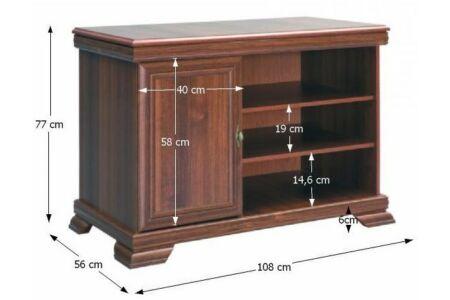 Kora TV szekrény (KRT)