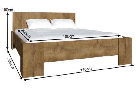 Montana ágy (180)