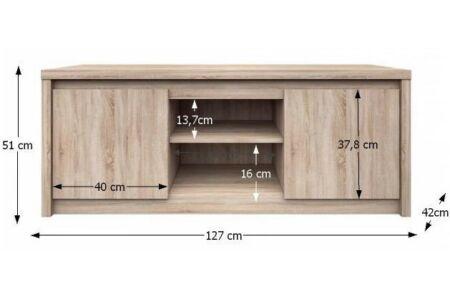 Norty TV szekrény