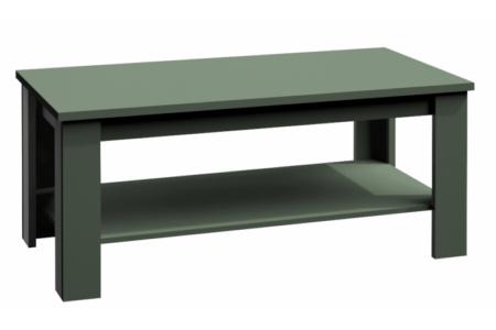 Provance dohányzóasztal (ST2) zöld