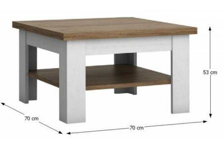 Provance dohányzóasztal (ST) andersen