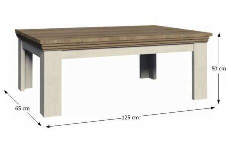 Royal nagy dohányzóasztal (LN2)