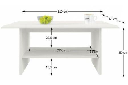 Tiffy dohányzóasztal (Typ12)
