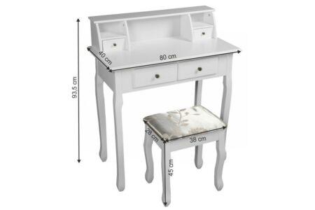Rodes new fésülködő asztal