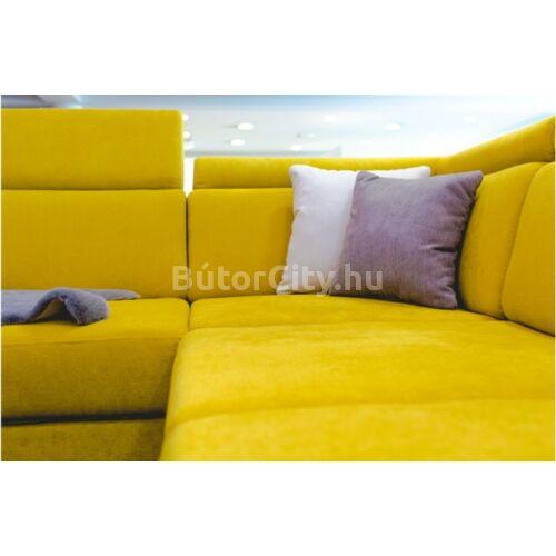 Marieta U alak sárga szövettel (balos kivitel)
