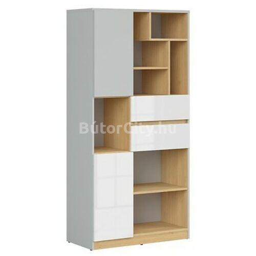 Nandu nyitott szekrény (REG2D2S)