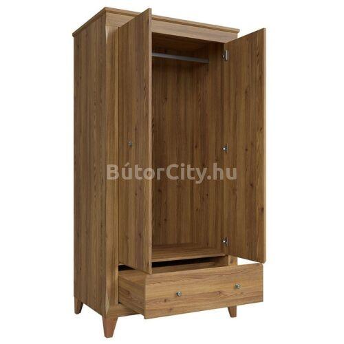 Beverly szekrény (SZF2D1S)