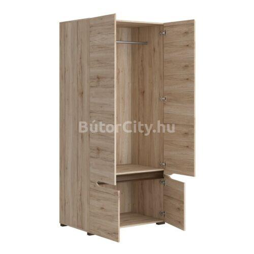 Elpasso szekrény (SZF4D)