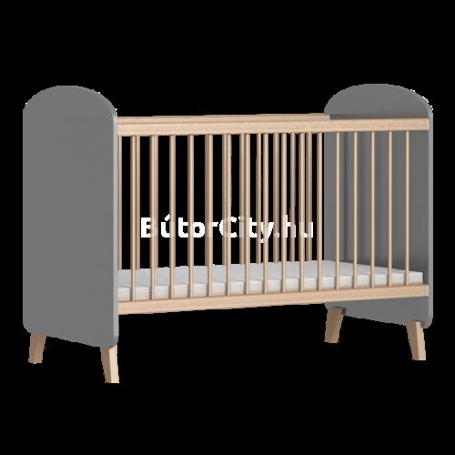 Colette szürke 120-as babaágy