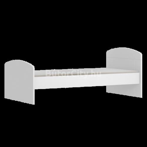 Mia fehér ifjúsági ágy (160)