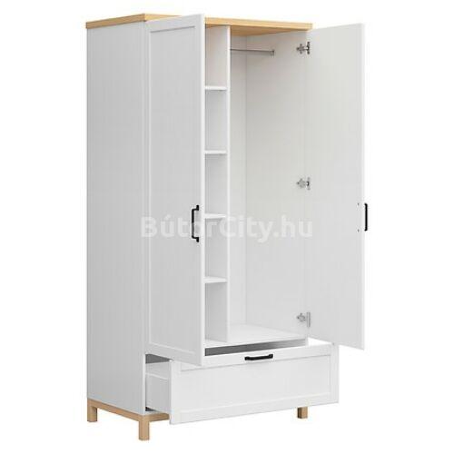Haga szekrény (SZF2D1S)