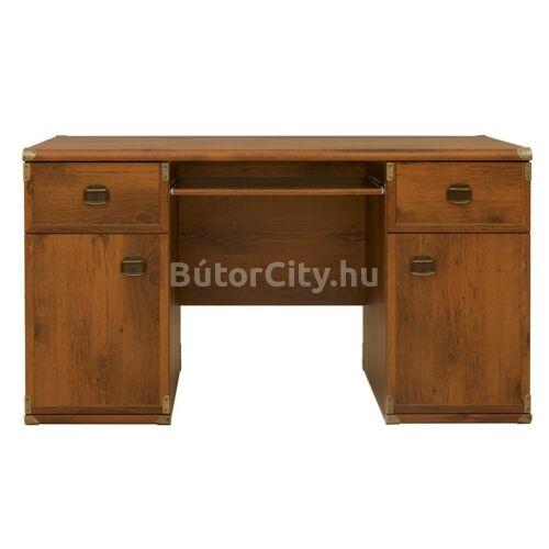 Ines íróasztal nagy, sutter tölgy színben (JBIU2D2S)
