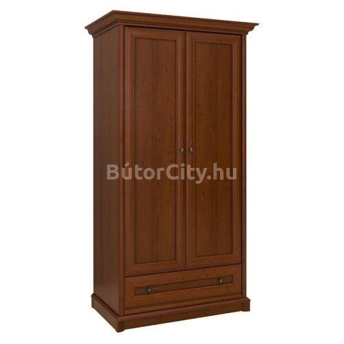Kevin kétajtós szekrény (ESZF2D1S)