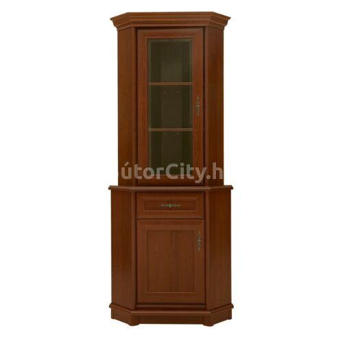 Kent sarok vitrines rátét szekrény (ENAD1WN)