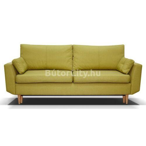Bernarda kanapé sárga színben