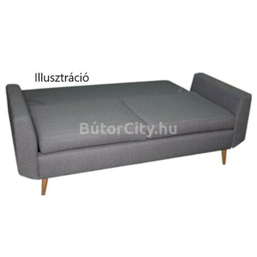 Bernarda kanapé sötétbarna színben