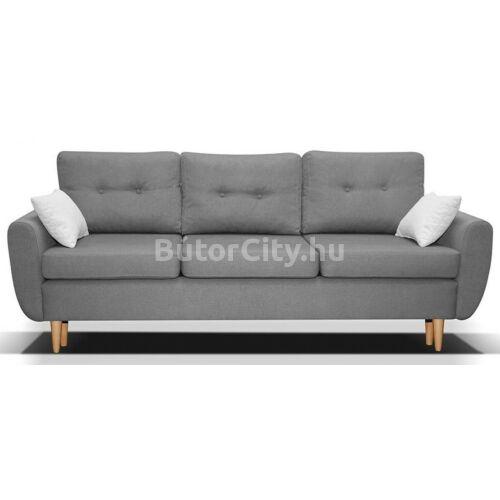 Calazzo kanapé középszürke szövettel