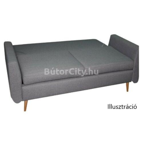 Calazzo kanapé sötétbarna szövettel