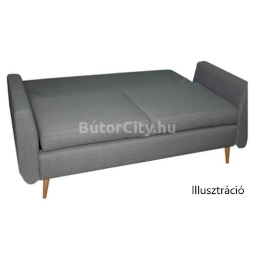 Calazzo kanapé türkizkék szövettel