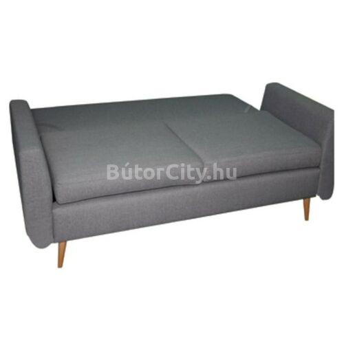 Calazzo kanapé világosbarna szövettel