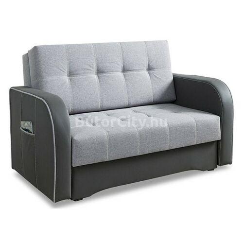 Helena kis kanapé szürke színösszeállításban