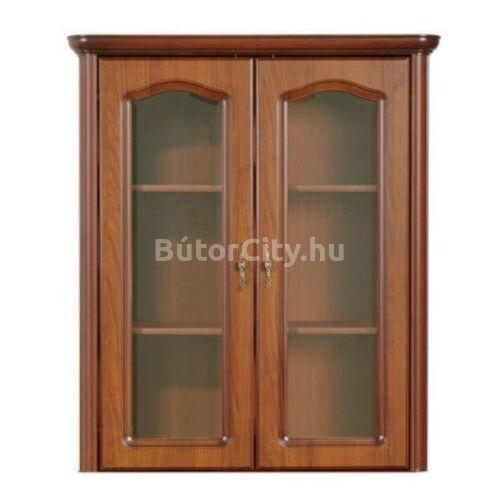 Natalia kis vitrines rátét szekrény (NAD100)