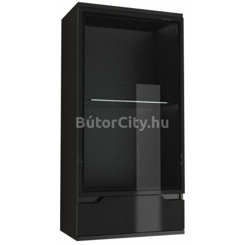 Adonis fali vitrin (AS08) black