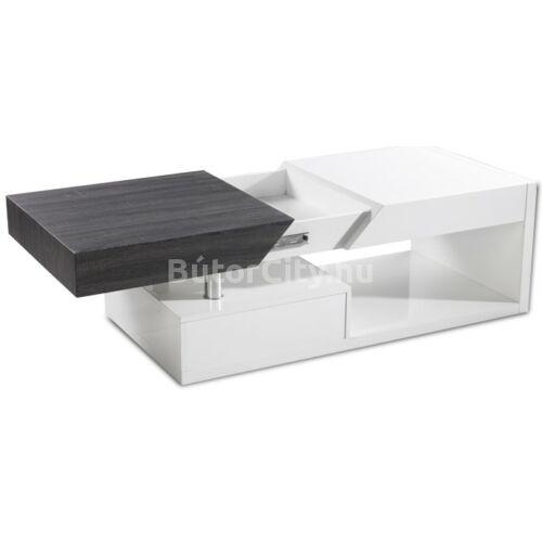 Melida dohányzóasztal (fekete)