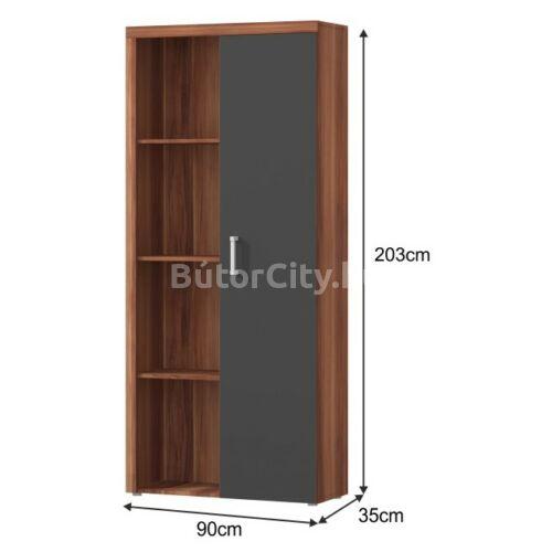 Cheris polcos szekrény