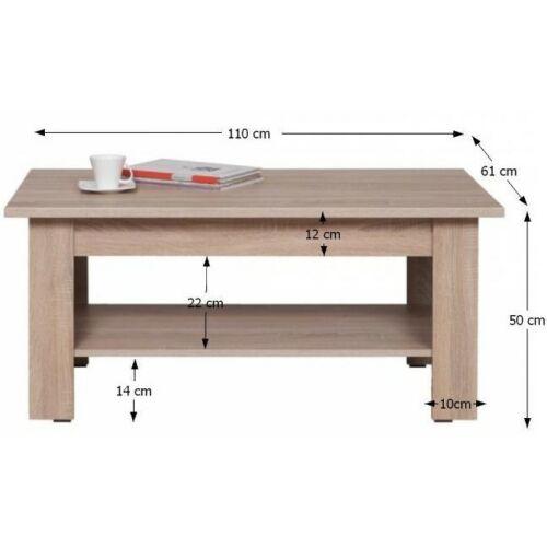 Grand dohányzóasztal (Typ19)