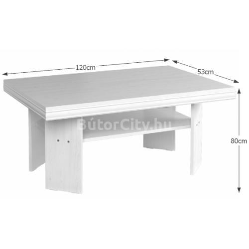 Kora dohányzóasztal (KL)