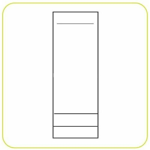 Kora kétajtós szekrény (KS1)