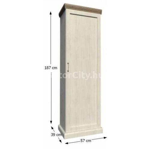 Royal polcos szekrény (S1D)