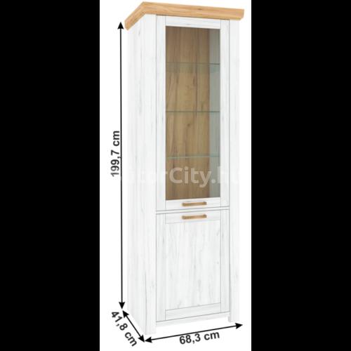 Sudbury vitrin (A)