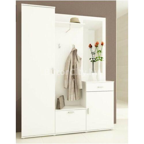 Amalia előszobafal (fehér)