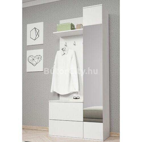 Gadis előszobafal (fehér)
