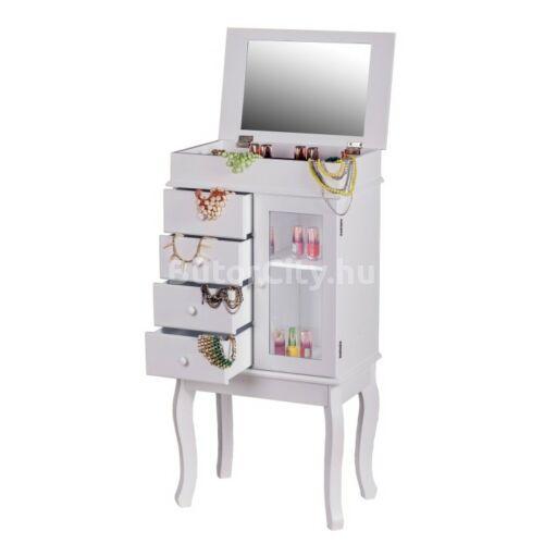 Rulia ékszertartó szekrényke