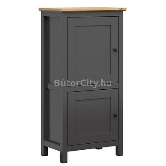 Hesen kis szekrény (SFK2D/14/7) (grafit)
